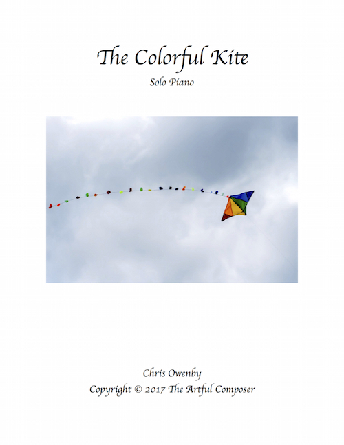 The Colorful Kite