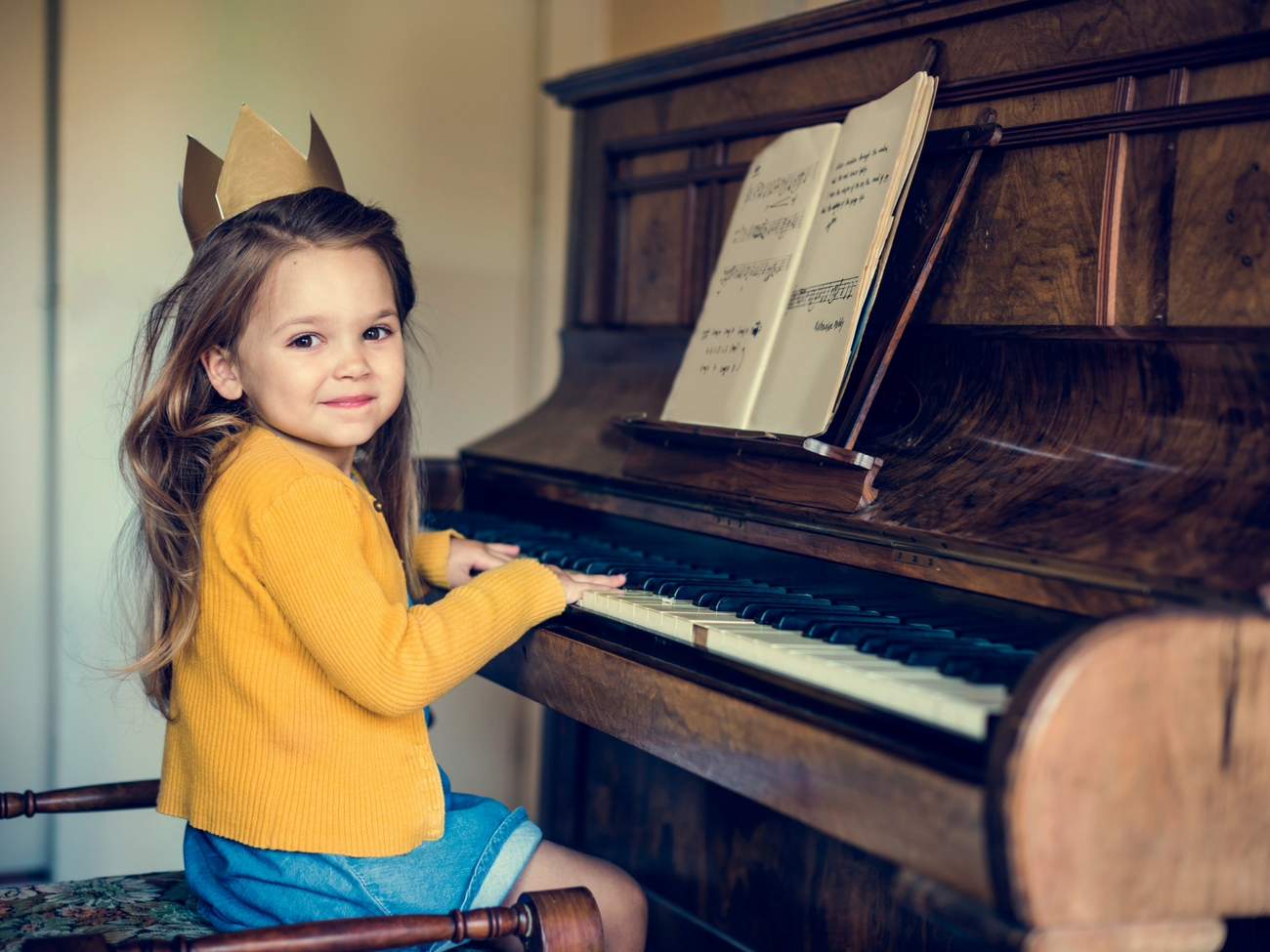 Parent Engagement Equals Success in Music Lessons