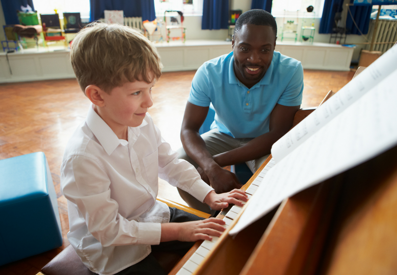 Four Strategies for Teaching Students to Play Music with Expression