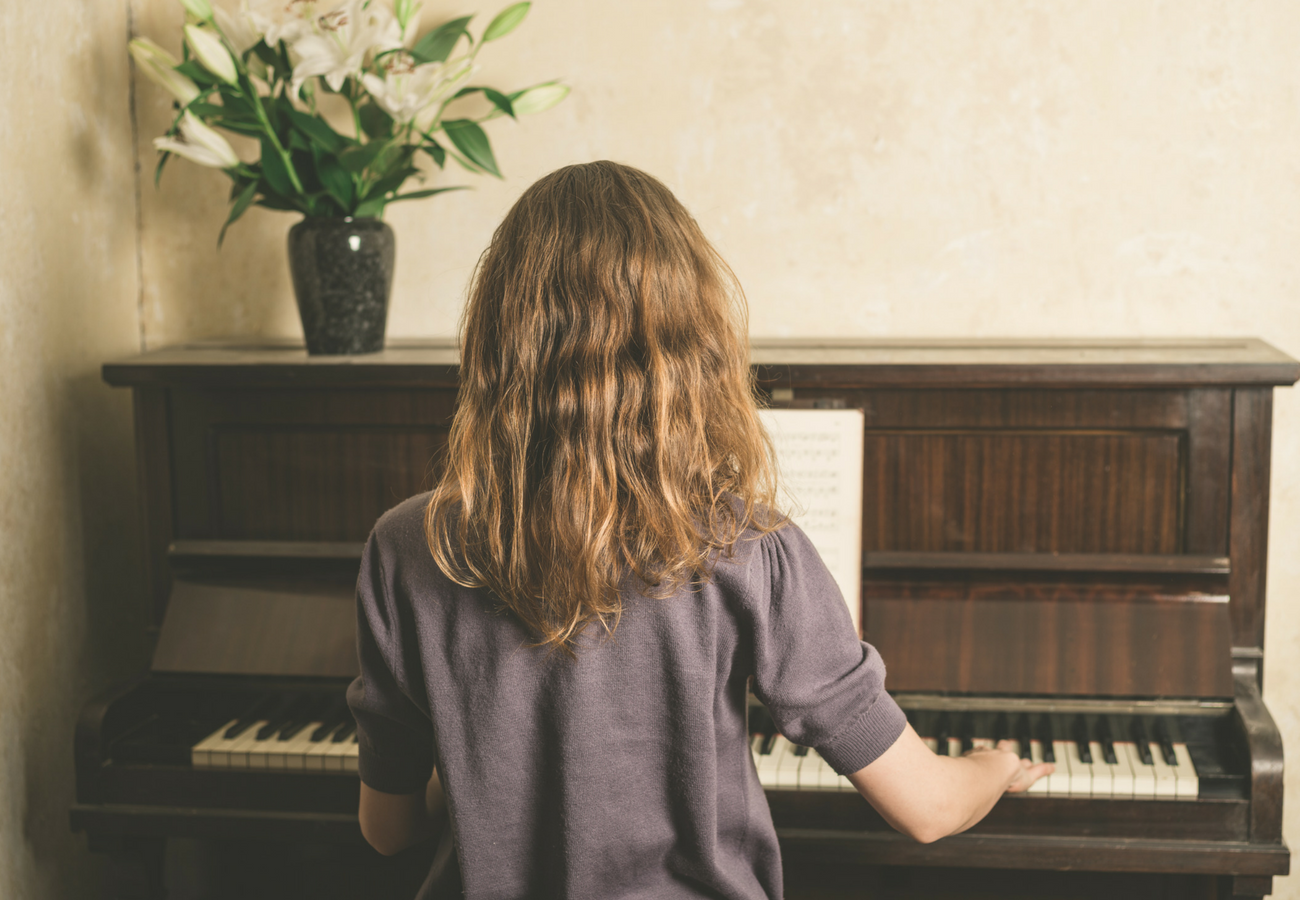 Making the First Piano Lesson of the Season Extra Special
