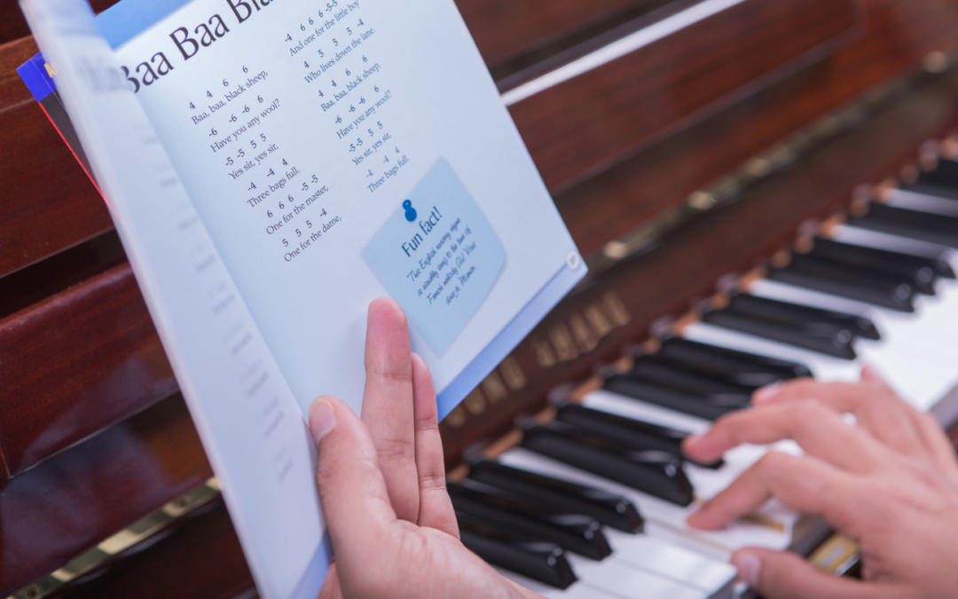 The Problem with Piano Method Books